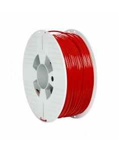 Verbatim 55330 3D-tulostusmateriaali Polymaitohappo (PLA) Punainen 1 kg Verbatim 55330 - 1