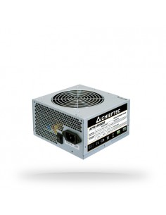 Chieftec APB-500B8 virtalähdeyksikkö 500 W 20+4 pin ATX Hopea Chieftec APB-500B8 - 1