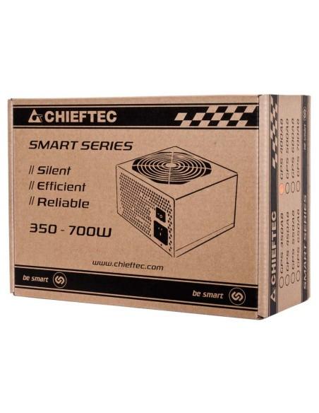 Chieftec GPS-700A8 virtalähdeyksikkö 700 W 20+4 pin ATX PS/2 Musta Chieftec GPS-700A8 - 6