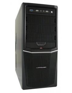 LC-Power PRO-924B - ATX Pro-Line MIDI-torni Musta 350 W Lc Power LC-924B+ - 1