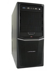 LC-Power PRO-924B - ATX Pro-Line Midi Tower Musta 350 W Lc Power LC-924B+ - 1