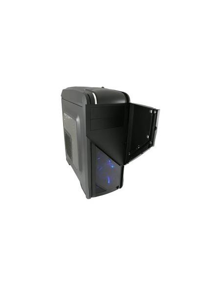 LC-Power Gaming 979B - Silver Strike Midi Tower Musta Lc Power LC-979B-ON - 5