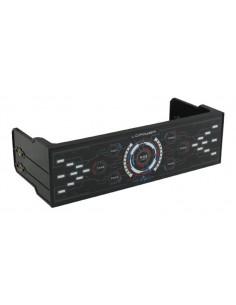 LC-Power LC-CFC-LED tuulettimen nopeudensäädin 6 kanavaa Musta Lc Power LC-CFC-LED - 1