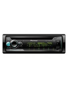Pioneer DEH-S520BT auton mediavastaanotin Musta 200 W Bluetooth Pioneer DEH-S520BT - 1
