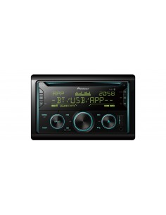 Pioneer FH-S720BT auton mediavastaanotin Musta 200 W Bluetooth Pioneer FH-S720BT - 1