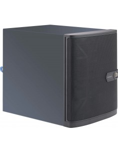 Supermicro CSE-721TQ-250B computer case Mini Tower Black 250 W Supermicro CSE-721TQ-250B - 1