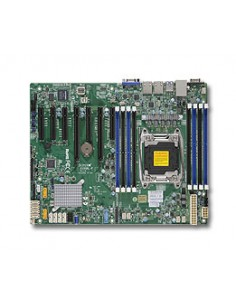 Supermicro X10SRL-F palvelimen/työaseman emolevy Intel® C612 LGA 2011 (Socket R) ATX Supermicro MBD-X10SRL-F-O - 1