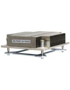 Supermicro SNK-P0046P computer cooling component Processor Radiator Grey Supermicro SNK-P0046P - 1