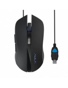 AULA Obsidian hiiri USB A-tyyppi 2400 DPI Oikeakätinen Aula 509252 - 1
