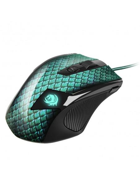 Sharkoon Drakonia hiiri USB A-tyyppi Laser 5000 DPI Oikeakätinen Sharkoon Technologies Gmbh 4044951012527 - 2