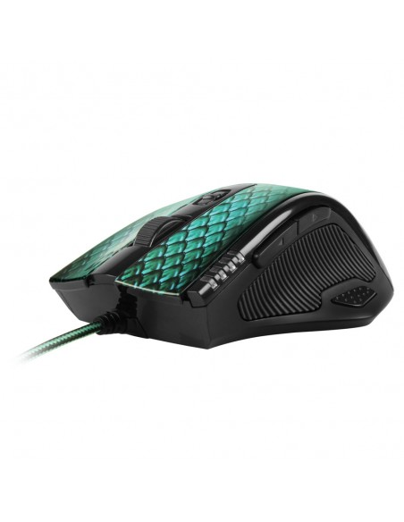 Sharkoon Drakonia hiiri USB A-tyyppi Laser 5000 DPI Oikeakätinen Sharkoon Technologies Gmbh 4044951012527 - 3
