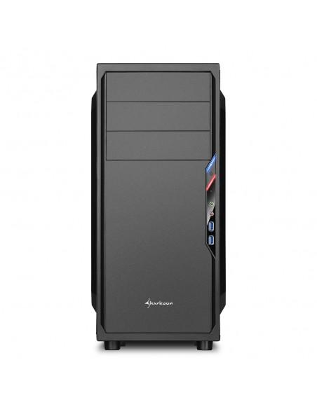 Sharkoon VS4-V Midi Tower Musta Sharkoon Technologies Gmbh 4044951016037 - 2