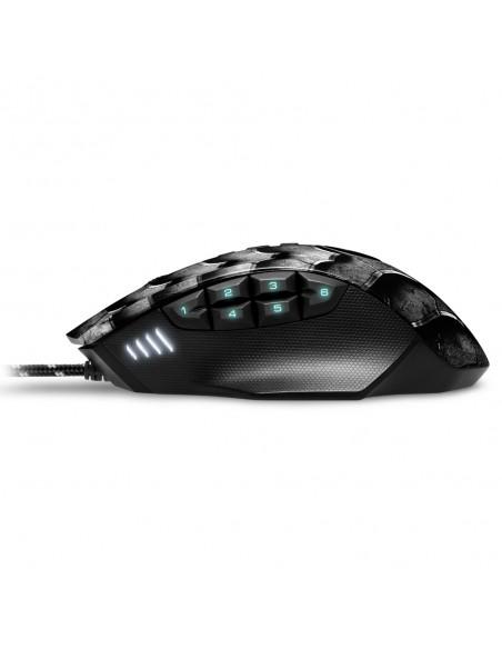 Sharkoon Drakonia II hiiri USB A-tyyppi Optinen 15000 DPI Oikeakätinen Sharkoon Technologies Gmbh 4044951020133 - 3