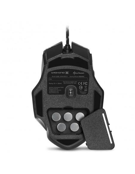 Sharkoon Drakonia II hiiri USB A-tyyppi Optinen 15000 DPI Oikeakätinen Sharkoon Technologies Gmbh 4044951020133 - 6