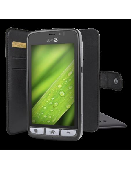 """Doro 270-70287 matkapuhelimen suojakotelo 11.4 cm (4.5"""") Lompakkokotelo Musta Doro 06882 - 2"""