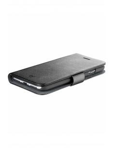 """Cellularline BOOKAGENDAIPH8K matkapuhelimen suojakotelo 14.7 cm (5.8"""") Lompakkokotelo Musta Cellularline BOOKAGENDAIPH8K - 1"""
