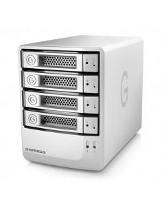 G-Technology G-SPEED Q levyjärjestelmä 8 TB Hopea G-technology 0G02837 - 1