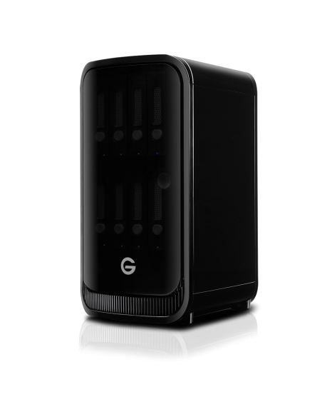 G-Technology G-SPEED Studio XL HDD-kotelo Musta G-technology 0G03523 - 3