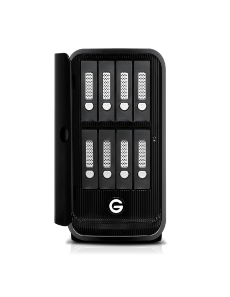 G-Technology G-SPEED Studio XL HDD-kotelo Musta G-technology 0G03766 - 2