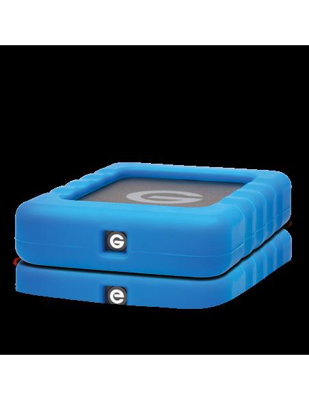 G-Technology G-DRIVE ev RaW ulkoinen kovalevy 1000 GB Musta, Sininen G-technology 0G04102-1 - 5