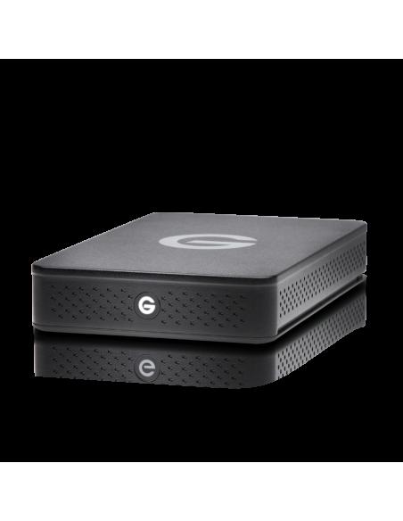 G-Technology G-DRIVE ev RaW ulkoinen kovalevy 500 GB Musta, Sininen G-technology 0G04106 - 4
