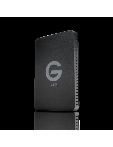 G-Technology G-DRIVE ev RaW ulkoinen kovalevy 500 GB Musta G-technology 0G04756 - 4