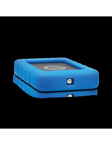 G-Technology G-DRIVE ev RaW ulkoinen kovalevy 500 GB Musta G-technology 0G04756 - 17