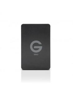 G-Technology G-DRIVE ev RaW ulkoinen kovalevy 500 GB Musta G-technology 0G04756-1 - 1