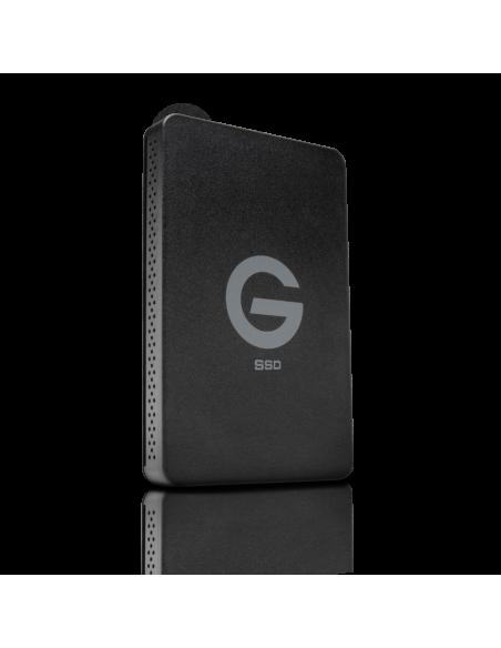 G-Technology G-DRIVE ev RaW ulkoinen kovalevy 1000 GB Musta G-technology 0G04760 - 6