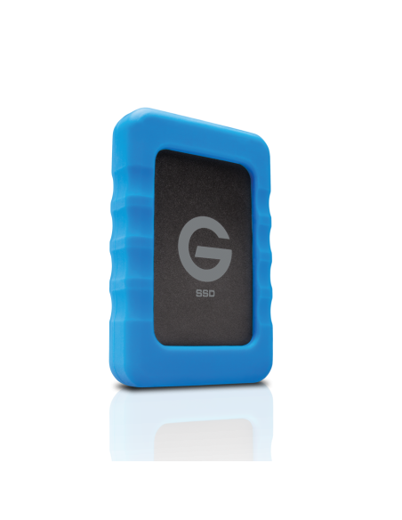 G-Technology G-DRIVE ev RaW ulkoinen kovalevy 1000 GB Musta G-technology 0G04760 - 9