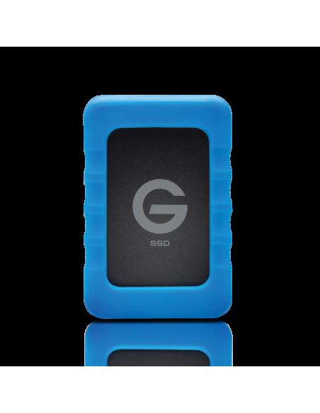 G-Technology G-DRIVE ev RaW ulkoinen kovalevy 1000 GB Musta G-technology 0G04760 - 13