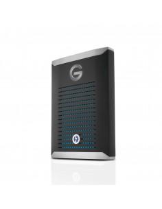 G-Technology G-DRIVE Mobile Pro SSD 500 GB Musta, Hopea G-technology 0G10310-1 - 1