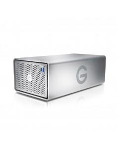 G-Technology G-RAID levyjärjestelmä Työpöytä Hopea G-technology 0G10415-1 - 1