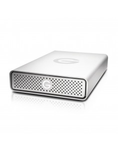 G-Technology G-DRIVE USB-C ulkoinen kovalevy 14000 GB Alumiini G-technology 0G10500-1 - 1