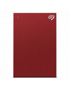 Seagate Backup Plus Portable ulkoinen kovalevy 4000 GB Punainen Lacie STHP4000403 - 1