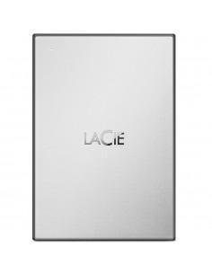 LaCie STHY2000800 ulkoinen kovalevy 2000 GB Musta, Hopea Lacie STHY2000800 - 1