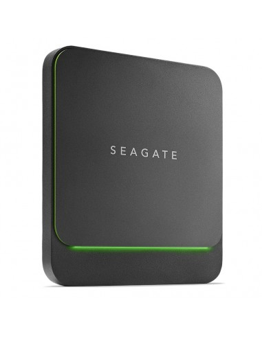 Seagate BarraCuda Fast 1000 GB Musta Lacie STJM1000400 - 1