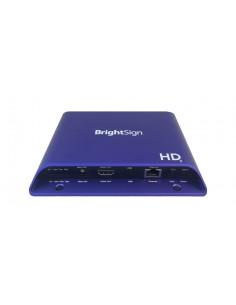 BrightSign HD1023 digitaalinen mediasoitin Full HD 1920 x 1080 pikseliä Sininen Brightsign HD1023 - 1