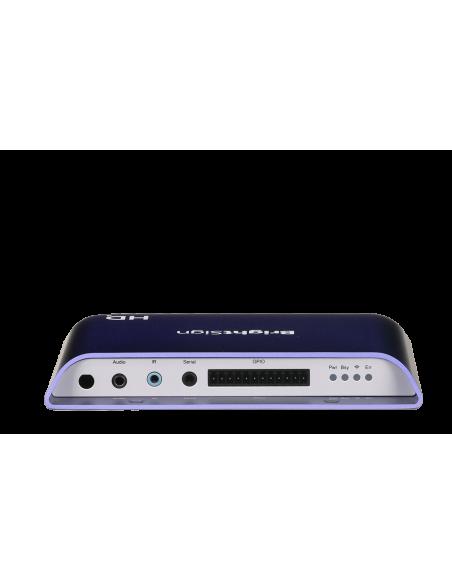 BrightSign HD1024 keskitin USB 2.0 Purppura Brightsign HD1024 - 2
