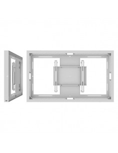 """SMS Smart Media Solutions 43L/P Casing Wall G1 WH 109.2 cm (43"""") Valkoinen Sms Smart Media Solutions 701-002-41 - 1"""