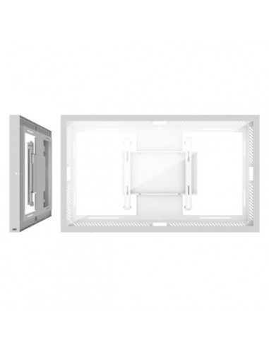 """SMS Smart Media Solutions 43L/P Casing Wall G2 WH 109.2 cm (43"""") Valkoinen Sms Smart Media Solutions 701-002-42 - 1"""