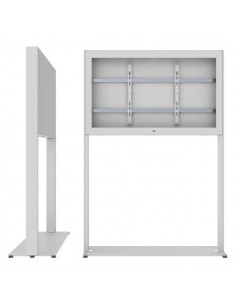 """SMS Smart Media Solutions 49L Casing Freestand Basic G1 WH 124.5 cm (49"""") White Sms Smart Media Solutions 702-005-41 - 1"""