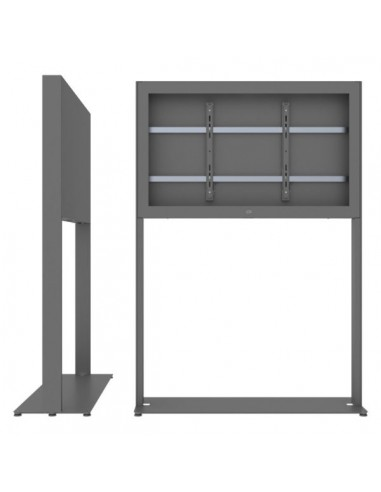"""SMS Smart Media Solutions 55L Casing Freestand Basic G1 DG 139.7 cm (55"""") Grå Sms Smart Media Solutions 702-006-21 - 1"""