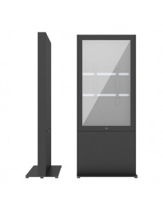 """SMS Smart Media Solutions 43P Casing Freestand Storage G2 BL 109.2 cm (43"""") Black Sms Smart Media Solutions 702-007-12 - 1"""