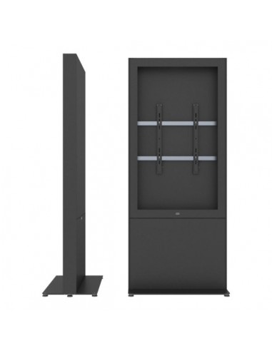 """SMS Smart Media Solutions 55P Casing Freestand Storage G1 BL 139.7 cm (55"""") Musta Sms Smart Media Solutions 702-009-11 - 1"""