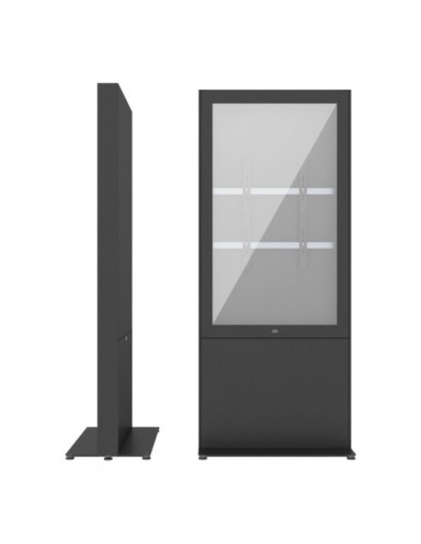 """SMS Smart Media Solutions 55P Casing Freestand Storage G2 BL 139.7 cm (55"""") Black Sms Smart Media Solutions 702-009-12 - 1"""