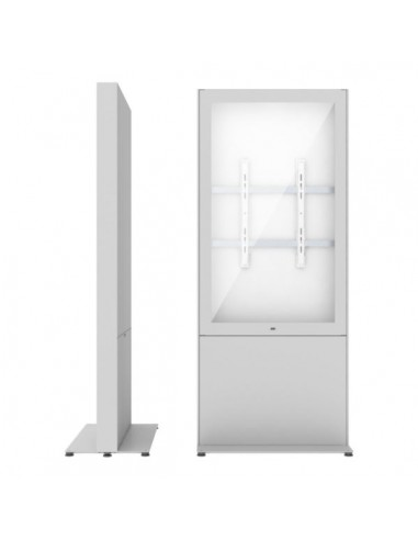 """SMS Smart Media Solutions 55P Casing Freestand Storage G2 WH 139.7 cm (55"""") White Sms Smart Media Solutions 702-009-42 - 1"""