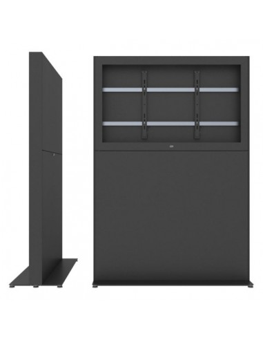 """SMS Smart Media Solutions 43L Casing Freestand Storage G1 BL 109.2 cm (43"""") Musta Sms Smart Media Solutions 702-010-11 - 1"""
