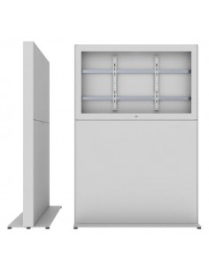 """SMS Smart Media Solutions 55L Casing Freestand Storage G1 WH 139.7 cm (55"""") White Sms Smart Media Solutions 702-012-41 - 1"""