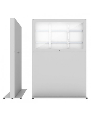 """SMS Smart Media Solutions 55L Casing Freestand Storage G2 WH 139.7 cm (55"""") White Sms Smart Media Solutions 702-012-42 - 1"""